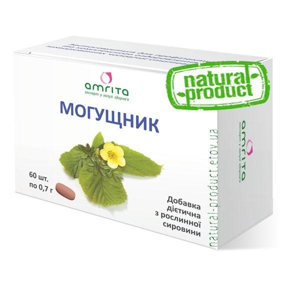 Могущник, 30 капс. по 600 мг