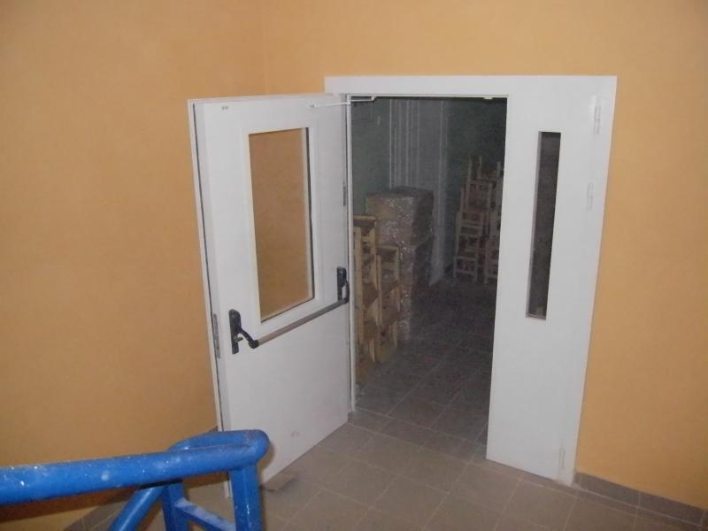 Двери и ворота противопожарные