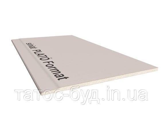 Гипсокартон стеновой Plato Format 12,5х1200х2500мм