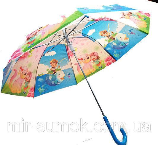 Детский зонт-трость Mouscon Артикул 66 №03