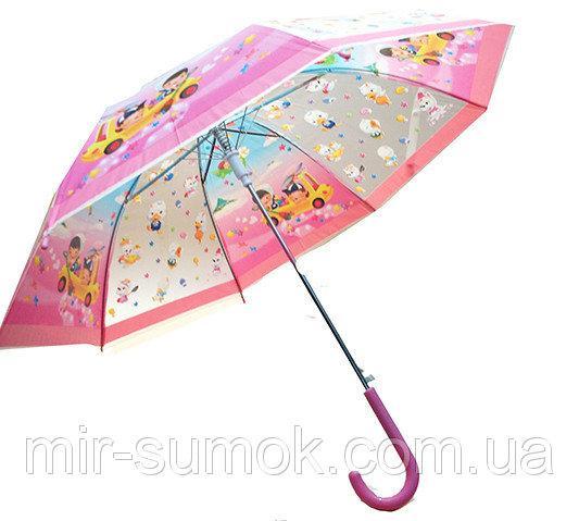 Детский зонт-трость Mouscon Артикул 66 №04