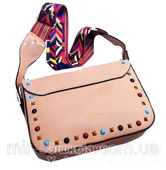 d7d7c590a467 ... Женская сумка Michaei Kors Артикул 5-16 розовая пудра - Женские сумочки  и клатчи на ...