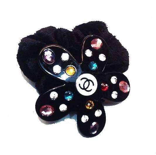 Заколка для волос резинка Chanel Артикул 930-50 №02