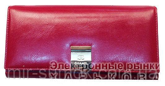 Женский кошелек Chanel Артикул 0282-14 - Женские кошельки на рынке  Барабашова 2708ac2d73c