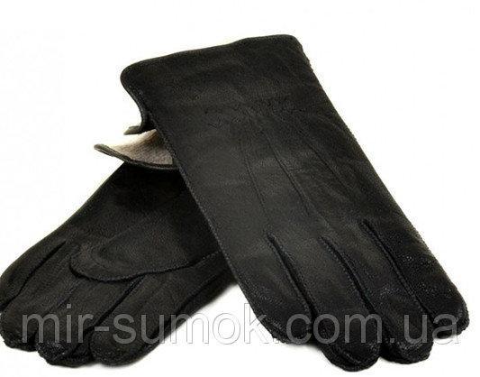 Мужские перчатки олень Flagman Артикул М-22-2-07