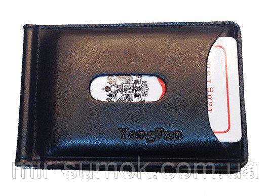 Зажим для купюр Yang Fan магнит A-3 1012-1