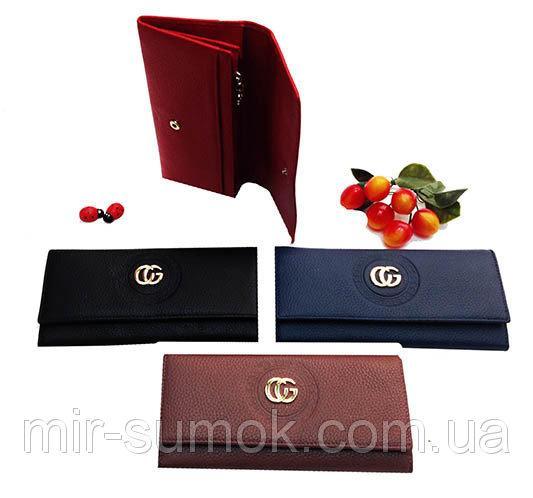 Женский большой кошелек Gucci 6780