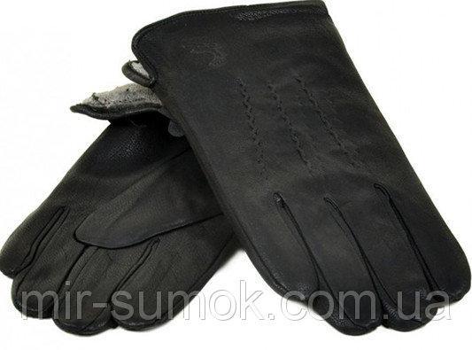 Мужские перчатки олень Flagman Артикул М-25-4