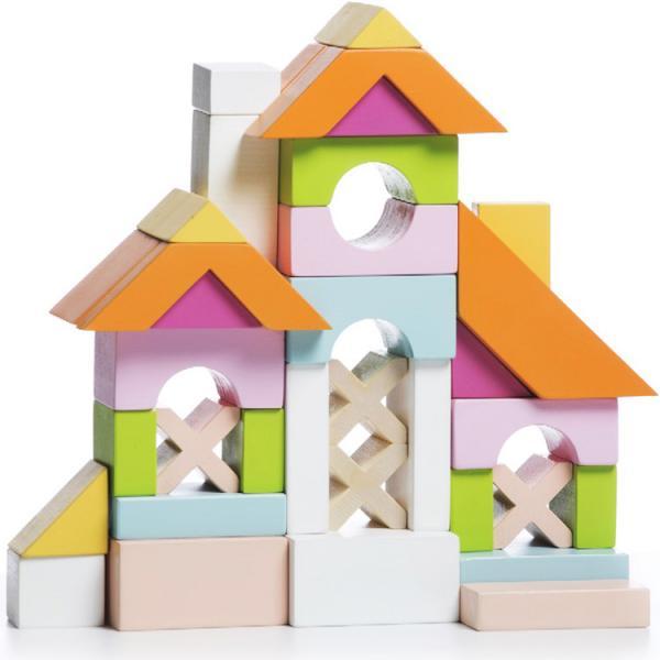 Деревянный конструктор «Дом»