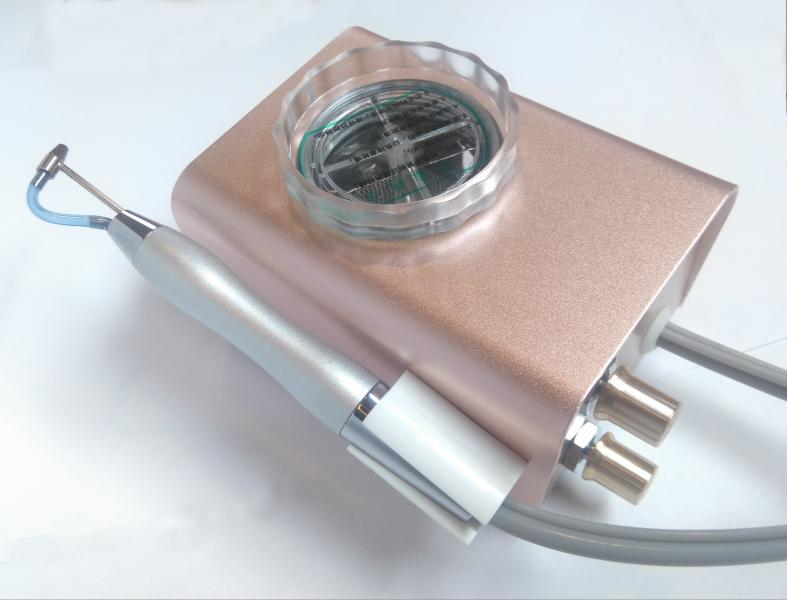 Cleaning sandblasting machine - портативный содоструйный аппарат