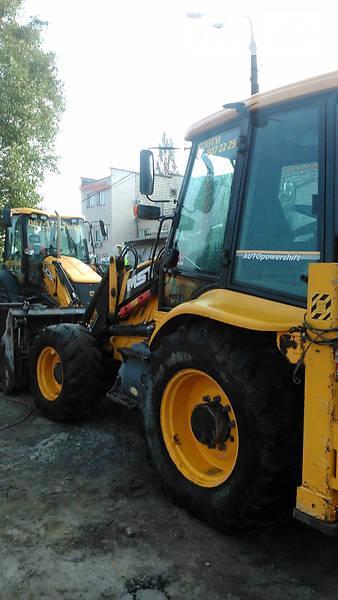 JCB 3cx Contractor MST 542