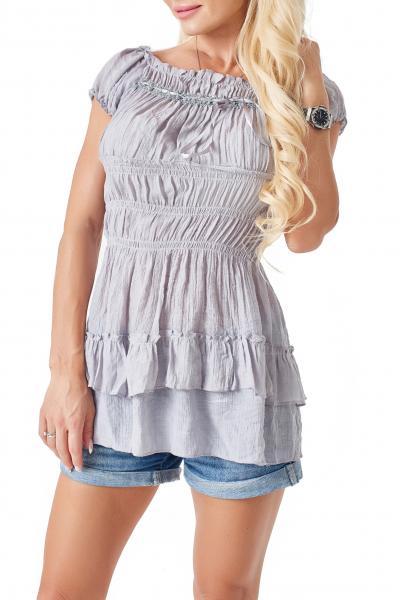 Блузы и рубашки 0101brand Блуза арт. 13448