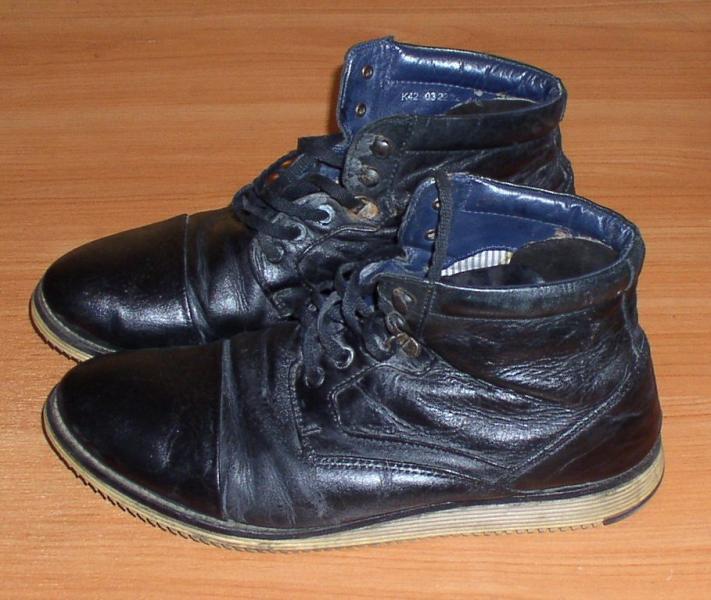 Ботинки мужские *7527