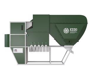 Сепаратор очистки зерна ИСМ-20 с ЦОК (циклонно-осадочной камерой)