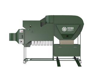Сепаратор очистки зерна ИСМ-5 с ЦОК (циклонно-осадочным комплексом)