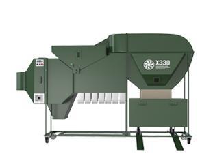 Сепаратор очистки зерна ИСМ-10 с ЦОК (циклонно-осадочной камерой)