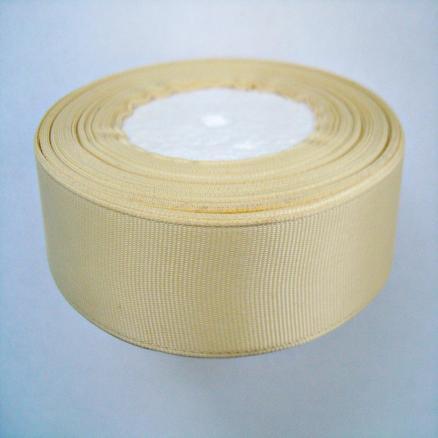 Фото Ленты, Лента репсовая  2 и 2.5 см Репсовая лента , ширина  2,5 см , цвет - кремовый