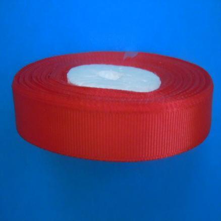 Фото Ленты, Лента репсовая 0.6мм-12мм Лента  репсовая  9 мм.   Красного  цвета .   Бобина  18 метров.