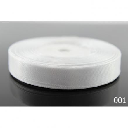 Фото Ленты, Лента атласная  однотонная 0,6-12мм Лента  атласная  0,6 см. цвет белый.   Бобина  23  метра.