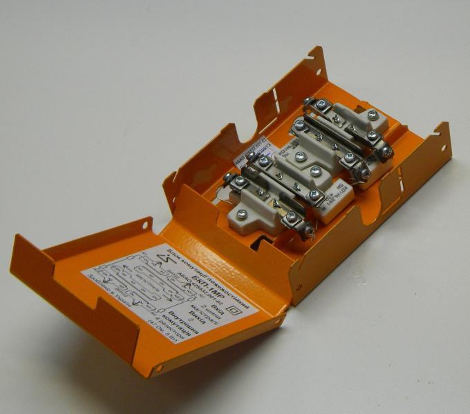 Блок коммутации пожаростойкий БКП-1МП