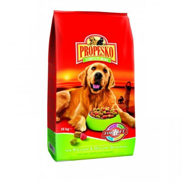 Сухой корм для Собак Пропеско Propesko Чехия