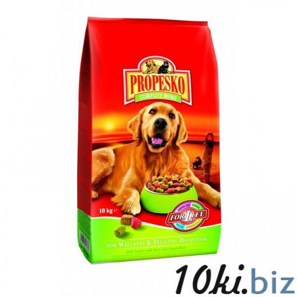 Сухой корм для Собак Пропеско Propesko Чехия  купить в Кировограде - Корма и лакомства для домашних животных и птиц с ценами и фото