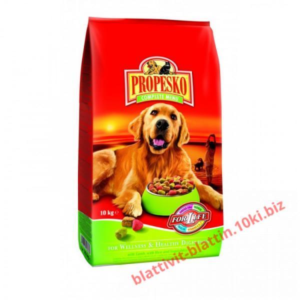 Фото Сухой корм для Собак ТМ «Пан Пес» Сухой корм для Собак Пропеско Propesko Чехия