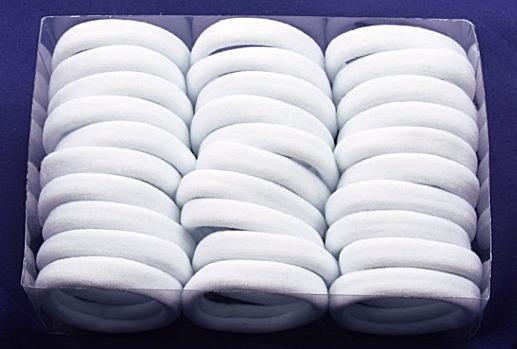 Резинка  Белая  плотная , безшовная , гладкая.  Размер   4 см.  Ширина  0,8 см.