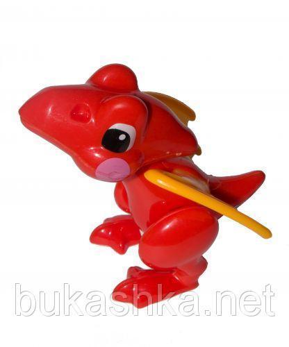 """Динозаврик """"Baby"""" красный"""