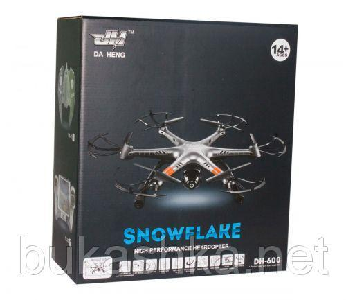 Гексакоптер SNOWFLAKE DH-600