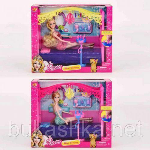 """Игровой набор """"Комната Барби"""" с аксессуарами"""