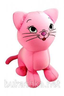 """Мягкая игрушка-антистресс """"Котик розовый"""""""
