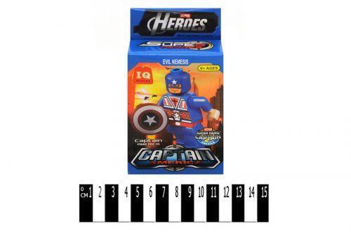 Конструктор супергерой Капитан Америка
