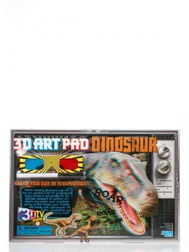 """Игровой набор """"Динозавры 3D"""""""
