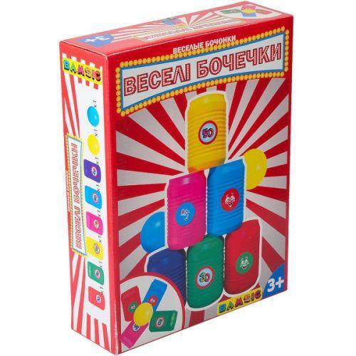 Бочонки для боулинга №1 (в коробке)