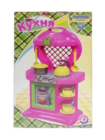 """Іграшка """"Кухня 10 ТехноК"""""""