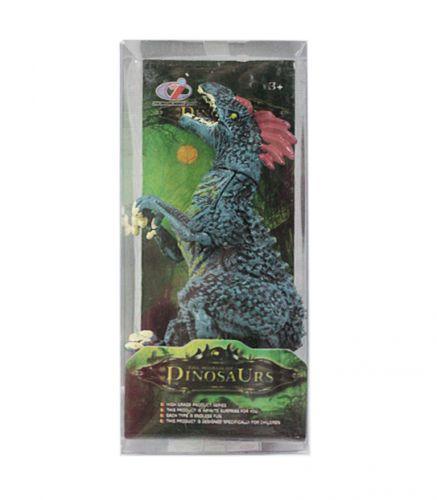"""Игрушка """"Динозавр"""" синий"""