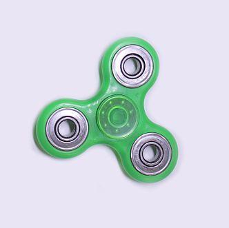 Спиннер (зелёный)
