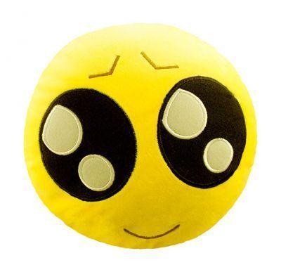 """Мягкая игрушка-антистресс """"Смайлик с большими глазами"""""""