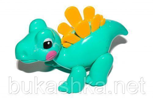 """Динозаврик """"Baby"""" бирюзовый"""