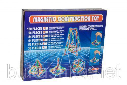 Конструктор магнитный
