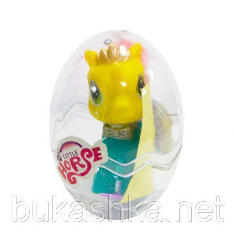 """Игрушка """"Пони в яйце"""", зеленая"""