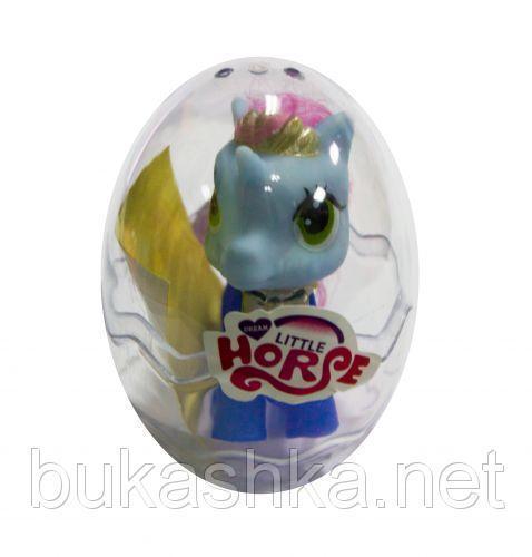 """Игрушка """"Пони в яйце"""", синяя"""