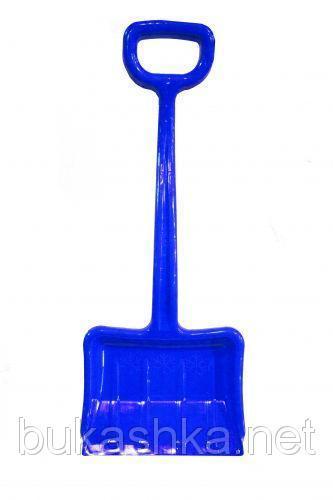 Лопатка синяя