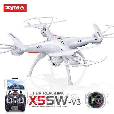 """Квадрокоптер """"Syma X5SW"""""""