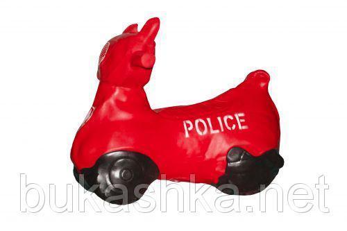 """Прыгун """"Полицейский мотоцикл"""" (красный)"""