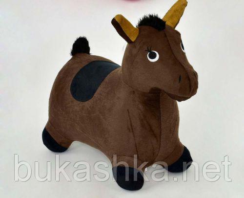 """Прыгун """"Лошадка"""" (коричневая)"""