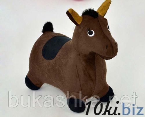 """Прыгун """"Лошадка"""" (коричневая) Игрушки-качалки, игрушки-прыгуны в Украине"""