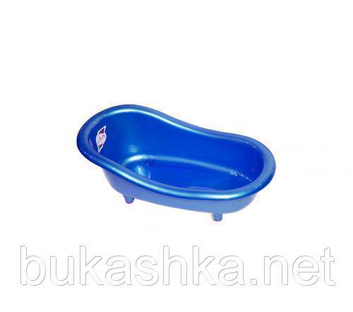 Ванночка для куклы, маленькая (синяя)