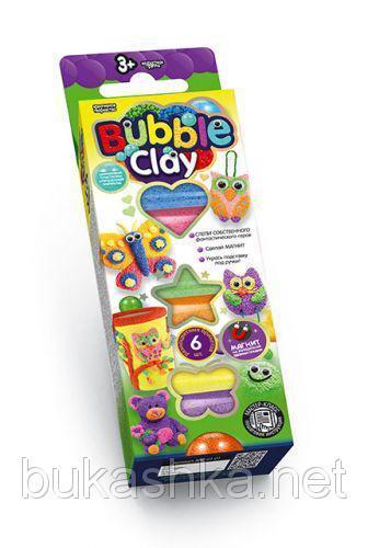 """Набор для креативного творчества """"BUBBLE CLAY"""""""